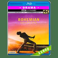 Bohemian Rhapsody: La historia de Freddie Mercury (2018) 4K UHD Audio Dual Latino-Ingles