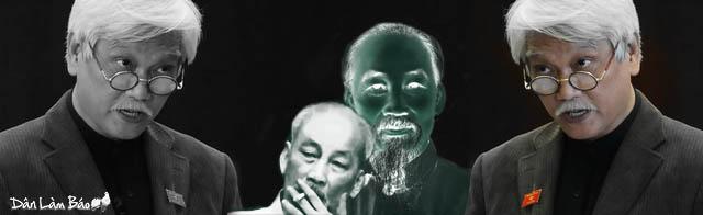 đặng Chí Hùng đôi Lời Với ông Giả Sư Cộng đồng Người Việt Quốc