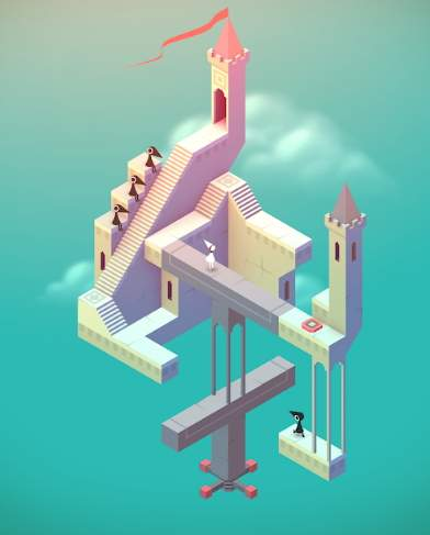 Best Android Game - Monument Valley