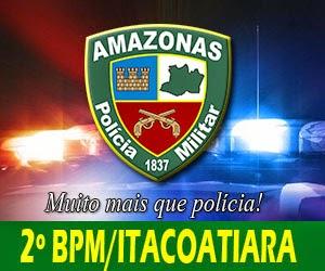 2º BPM/Itacoatiara (CPI) deteve um casal por tráfico e apreende drogas