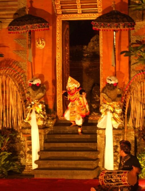 This trip the lite fantastic is ordinarily performed equally the opening trip the lite fantastic for the secular demo together with sometimes a BaliBeaches: Baris Tunggal Dance - The Solo Warrior Dance of Bali