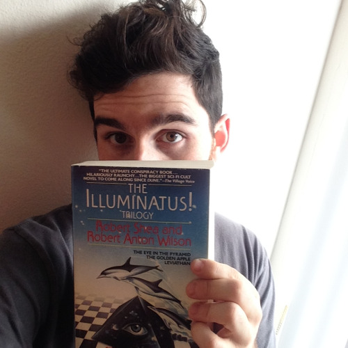 Trilogy download illuminatus the ebook