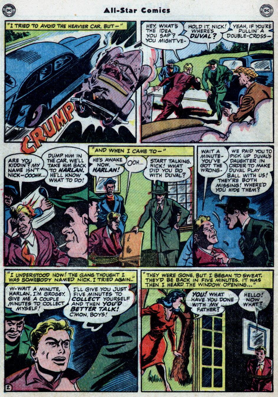 Read online All-Star Comics comic -  Issue #55 - 42