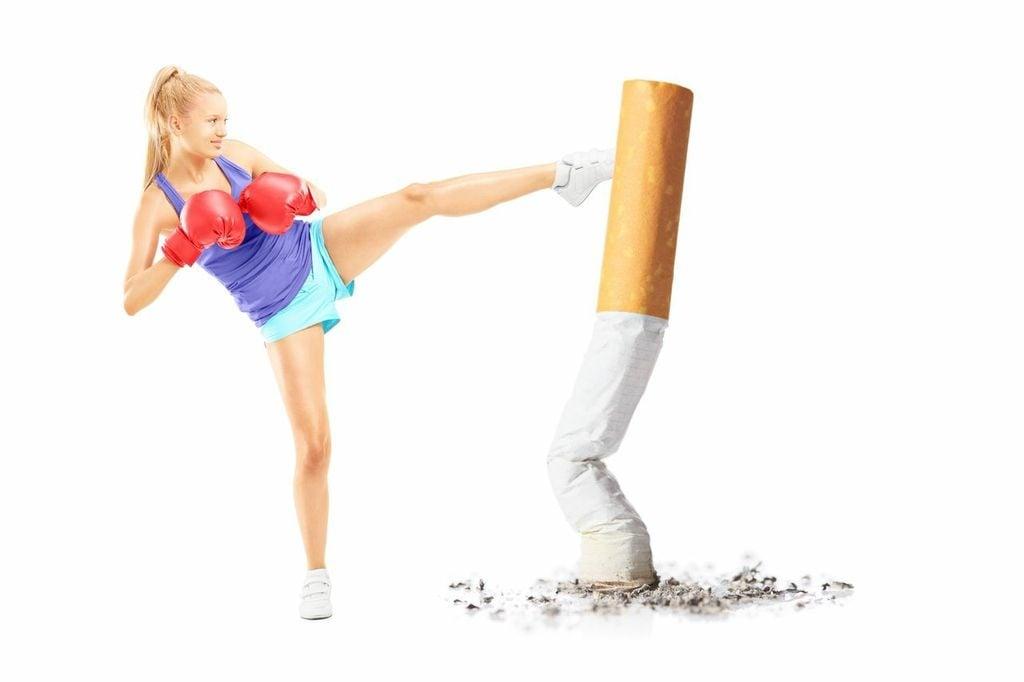Bahaya Kandungan Yang Terdapat Dalam Rokok