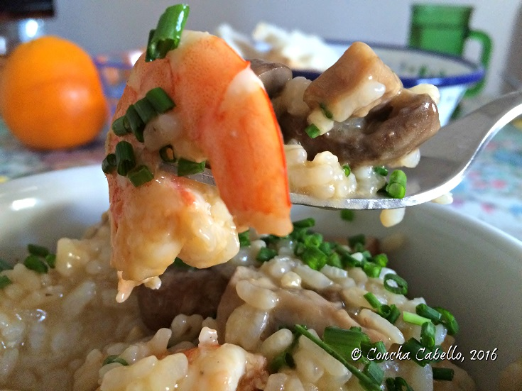 risotto-portobello-langostino