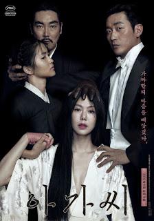 Watch The Handmaiden (Ah-ga-ssi) (2016) movie free online