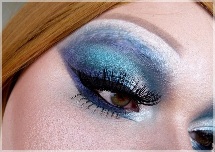 Drag Queen Augenmakeup