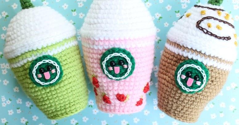 Amigurumi Starbucks : Amigurumi Food: Starcutes inspired by Starbucks ...