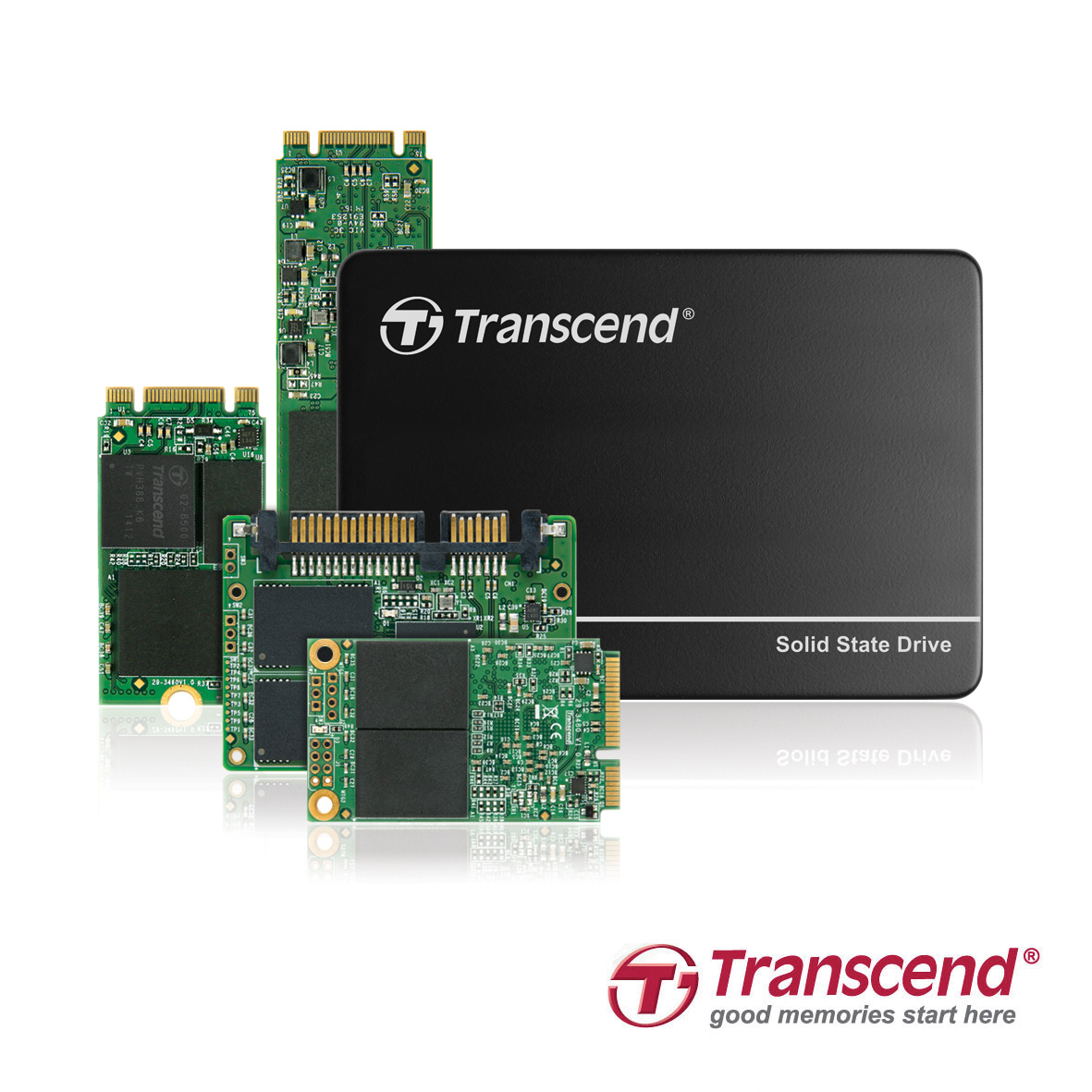 Transcend Develops SuperMLC Technology