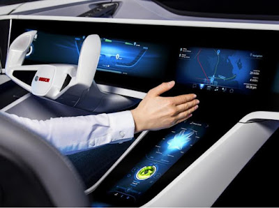 Come saranno le auto del futuro: supercar da film