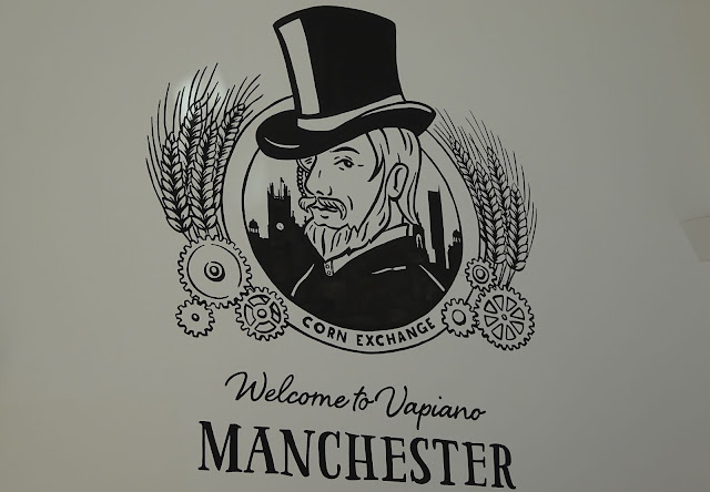Welcome to Vapiano Manchester