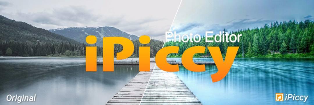 محرر رائع وسريع لإضافة تأثيرات خيالية علي صورك، جرب وإبدع دون خبرة - ipiccy Photo Editor