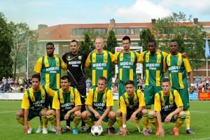 Hollanda Ligi Şampiyonları HVV Den Haag - Kurgu Gücü