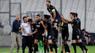 مشاهدة مباراة لاتسيو واينتراخت فرانكفورت بث مباشر 4-10-2018 Eintracht Frankfurt vs Lazio Live