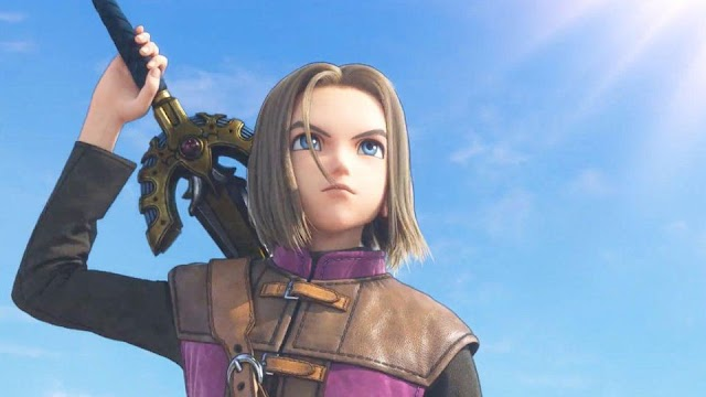 New Dragon Quest XI S screenshots showcase Switch exclusive features