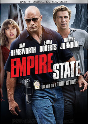 Sinopsis film Empire State (2013)