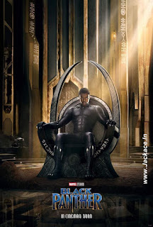 Black Panther First Look Poster