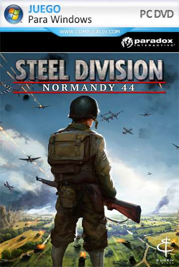 Steel Division: Normandy 44 - Second Wave PC Full Español