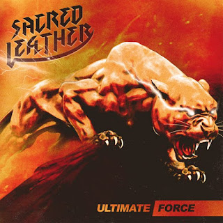 "Ο δίσκος των Sacred Leather ""Ultimate Force"""