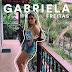 Gabriela Freitas lança livro