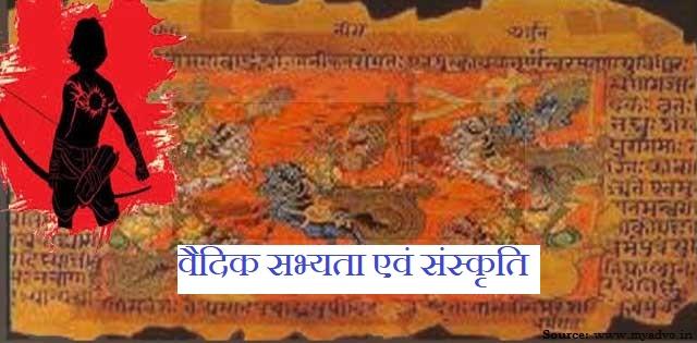 GK Question About Vedic civilization: वैदिक सभ्यता एवं संस्कृति से संबंधित महत्वपूर्ण परीक्षापयोगी प्रश्नोत्तरी व तथ्य