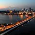 Johor Bahru City in Malaysia