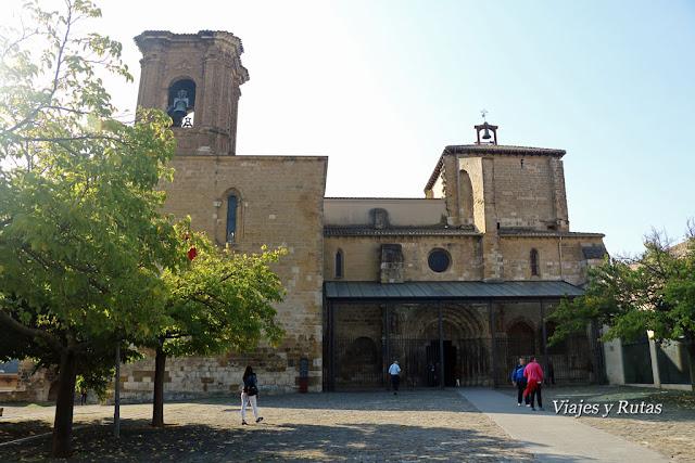 Iglesia de San Miguel Arcargel, Estella-Lizarra