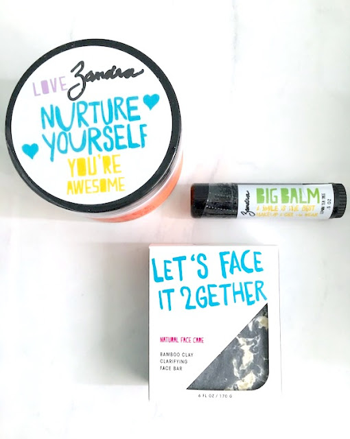 the knack: Zandra Artisan Natural Skin Care - Girls Run The World. Especially This One.
