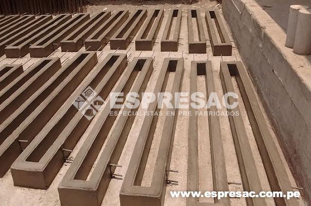 prefabricados de hormigon Lima Peru