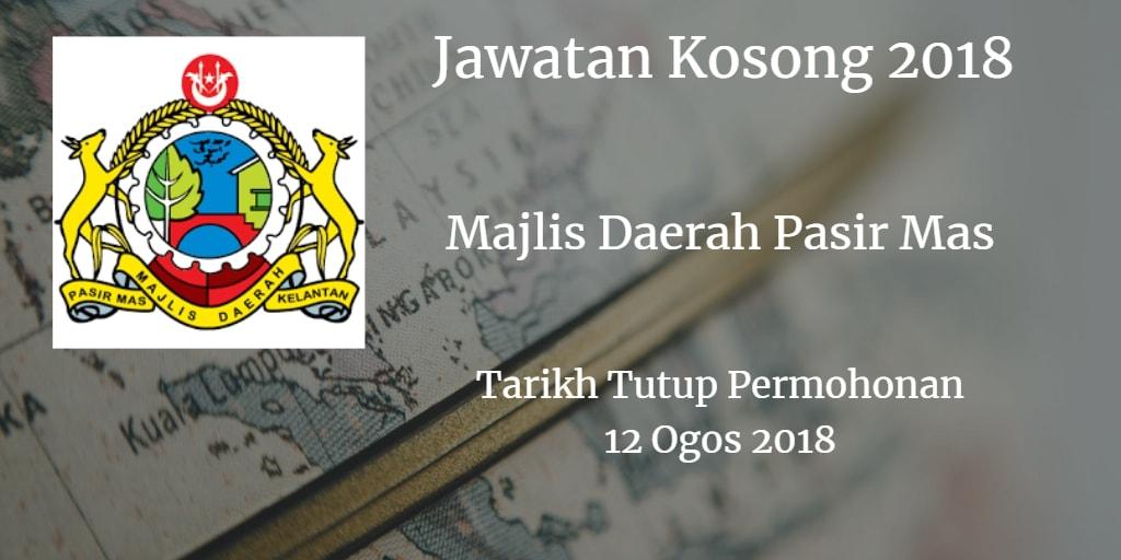 Jawatan Kosong MDPM 12 Ogos 2018
