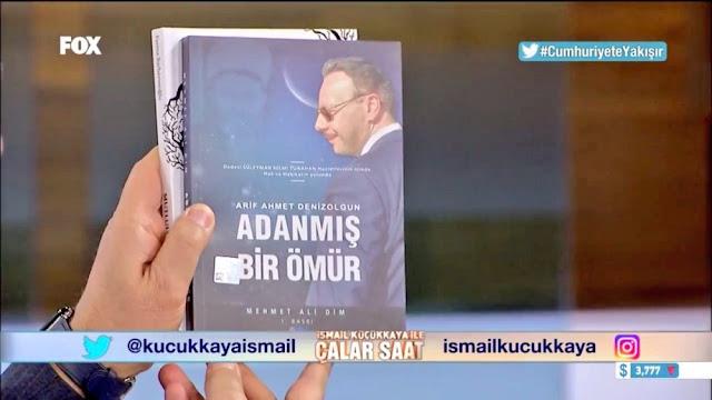 Bu kitabı almayın, okumayın: Adanmış bir ömür. Arif Ahmet Denizolgun Anısına. Mehmet Ali Dim | Mehmet Fahri Sertkaya