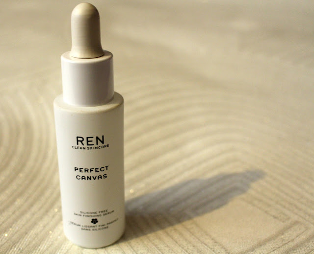 REN perfect canvas silcone free primer serum