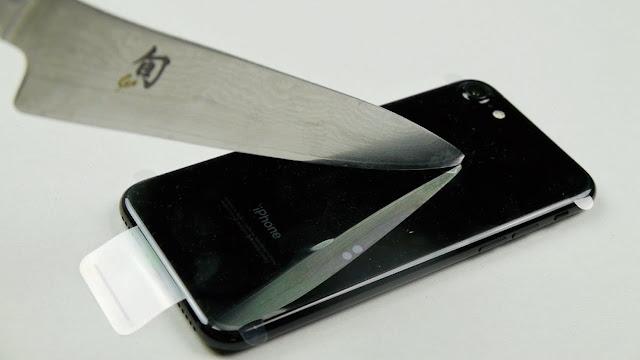 iPhone 7 Jet Black Çiziliyor mu ?