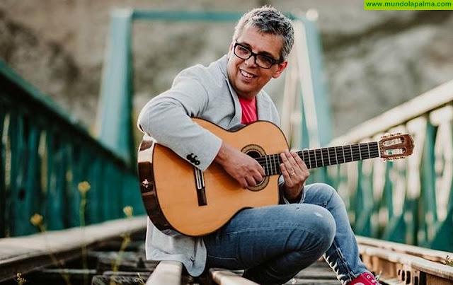 Concierto de Pedro Guerra en Los Llanos de Aridane