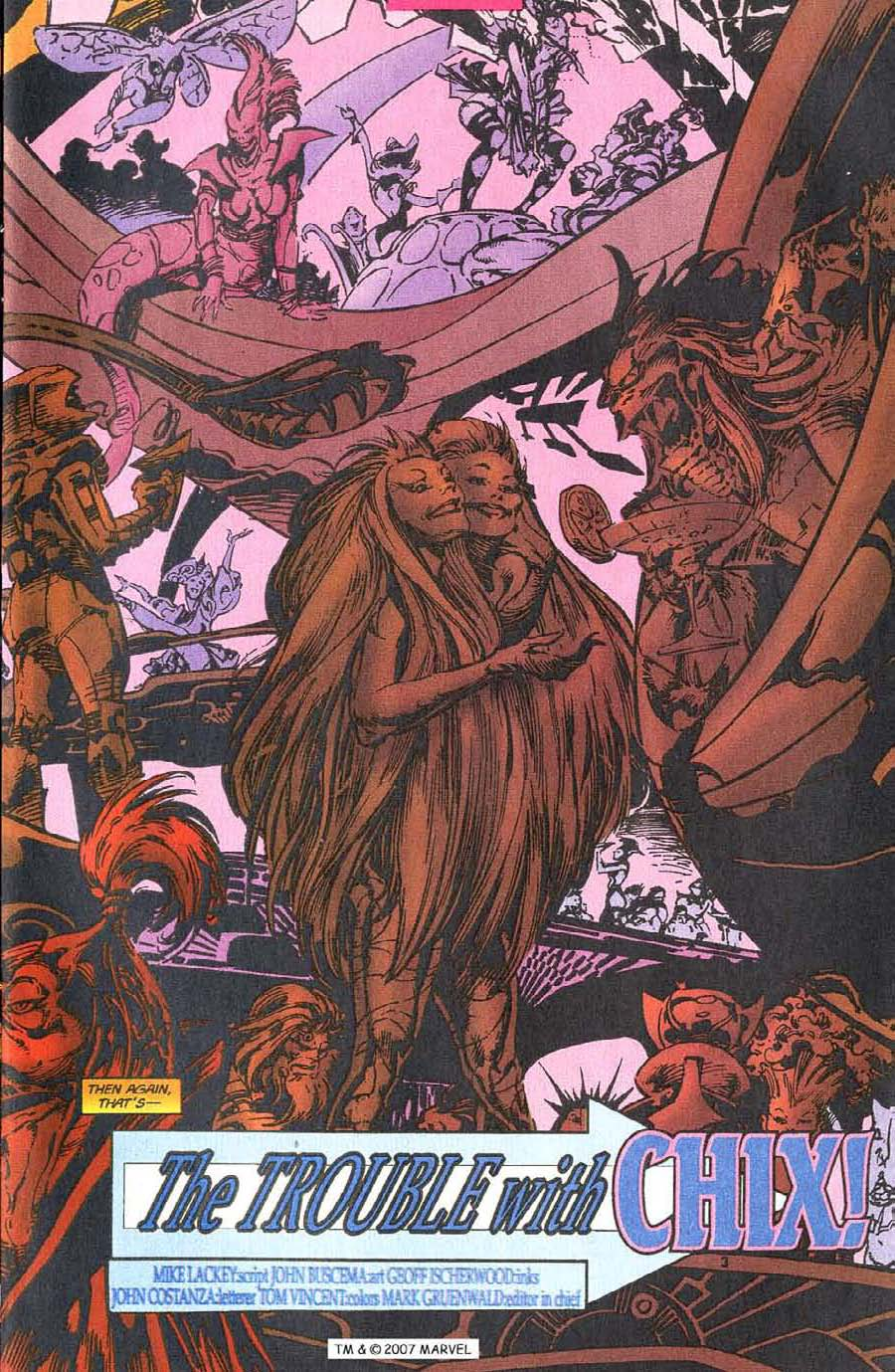 Read online Silver Surfer (1987) comic -  Issue #110 - 5