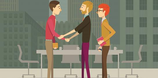 كيف يفيد عملك توظيف المتدربين