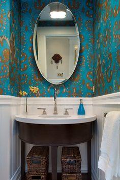 Resultado de imagem para Espelhos para lavabo