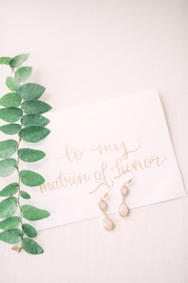 to my matron of honor letter