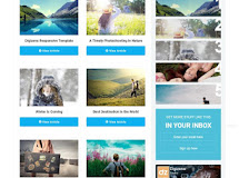 Digizena Simple Blogger Template