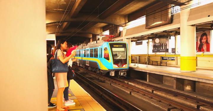 MRT 3 train
