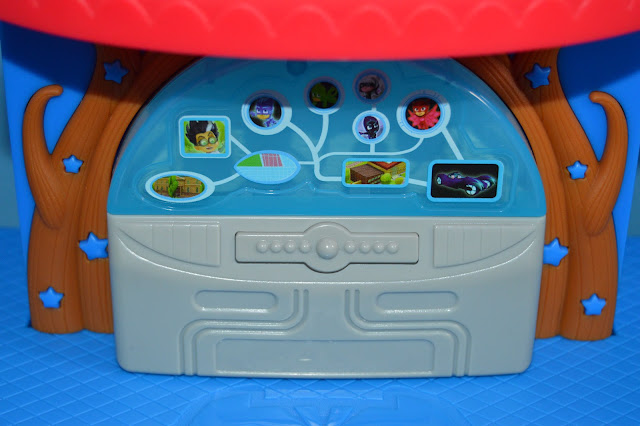 PJ Masks Headquarters Playset - The Main Control Centre