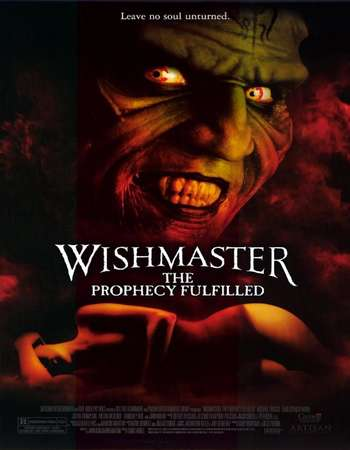 Wishmaster 1997 Hindi Dual Audio  Full Movie Download