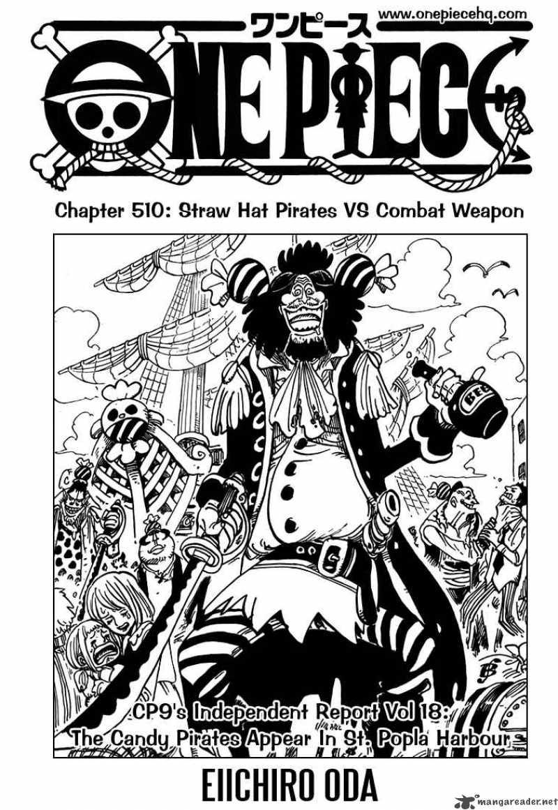 One Piece 510