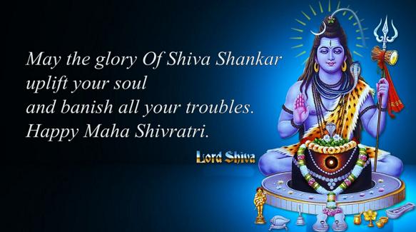 Maha Shivaratri 2016