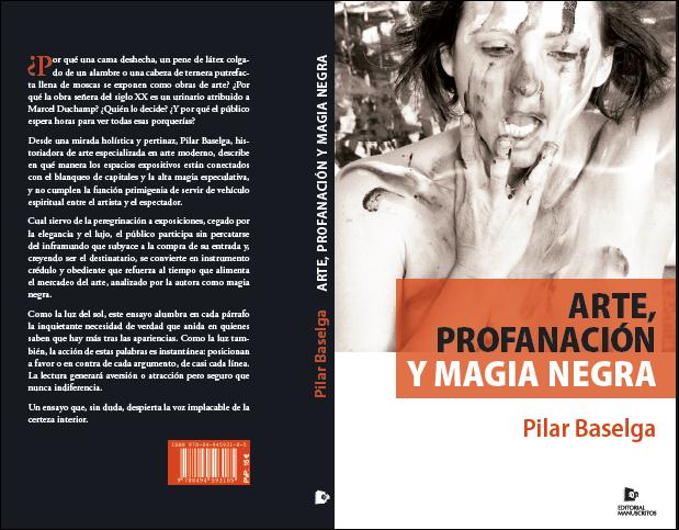 ¿Cómo COMPRAR el libro ARTE,PROFANACIÓN Y MAGIA NEGRA?  de Pilar Baselga