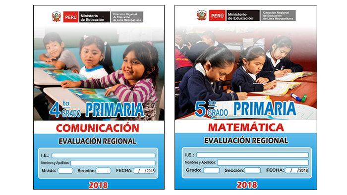 Evaluación Regional de Aprendizajes - Lima 2018