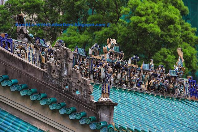 Hung Shing temple, Ap Lei Chau, hong kong
