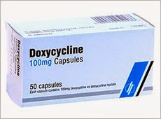 DOSIS OBAT DOXYCYCLINE (Doxycycline/Doksisiklin)