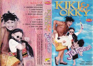 kiki & okky album jaranan www.sampulkasetanak.blogspot.co.id