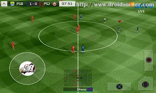 Download FTS 18 Mod Update Transfer by Dhenz_Art Android